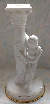 The Franklin Mint Romeo And Juliet Candlestick