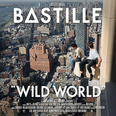 Bastille Wild World 2 X Vinyl Lp + Booklet Sealed