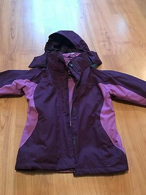 Girls Peter Storm Jacket Age 7-8