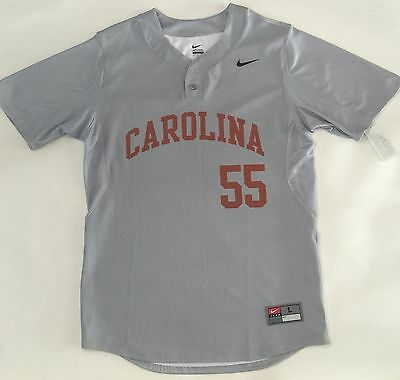 NEW North Carolina Nike Baseball Warm-Up Jersey Men's Large L Team Issued NCAA