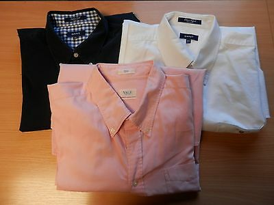 Job Lot of Mens Gant Shirts 3XL