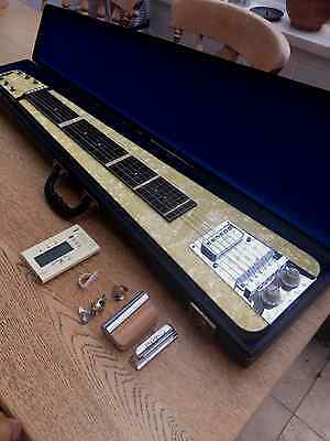 Hofner Hawaiin Artist 115 1963 pearlised Lap Steel