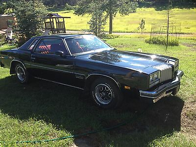 1977 Oldsmobile Cutlass  1977 olds cutlass 39k actual miles