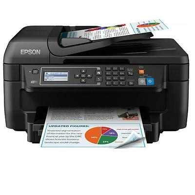 Epson WorkForce WF-2750DWF, Multifunzione 4-in-1 A4 a colori STORE