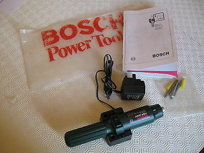 Bosch Cordless Electric Screwdriver NEW Unused  Foward Reverse And Locking 2.4V