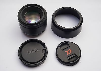 Sony 50mm F1.4 in EXCELLENT condition !!!