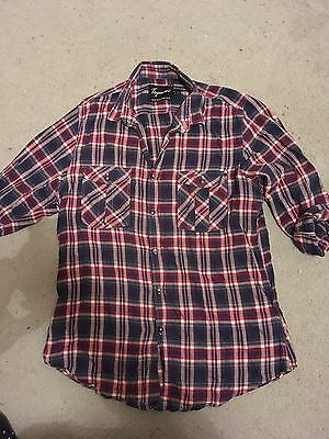 Men's Shirt Size M From Top man