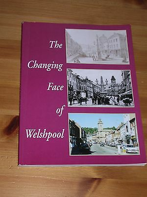 Book The Changing Face Of Welshpool Published By Powysland Club In 1998