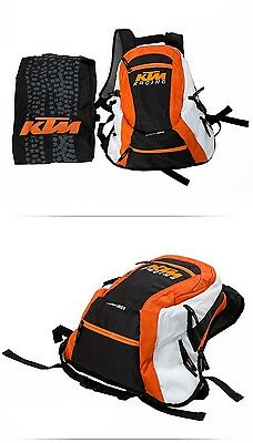 Sac A Dos Moto Ktm Backpack Motorcycle Ktm -
