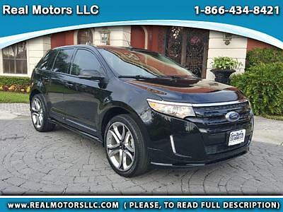2013 Ford Edge Sport 2013 Ford Edge Sport with 16k miles, Serviced, Inspected, Financing Available