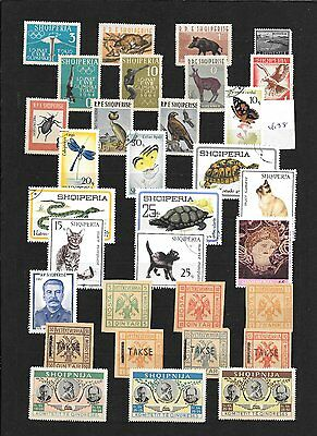 Albania Stamps (4138)