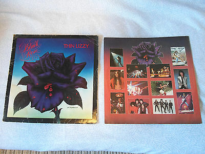 Thin Lizzy Black Rose LP