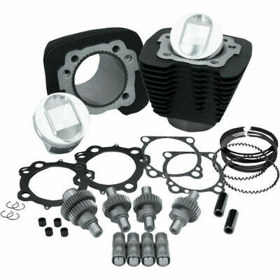 Cilindros Para Harley-Davidson® Sportster 1200 To 1250 Big Bore S&S Hooligan Kit