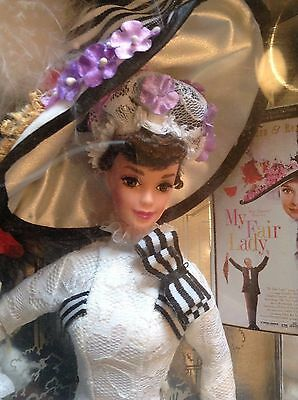 BARBIE As Eliza Doolittle In MY FAIR LADY Collector Edition