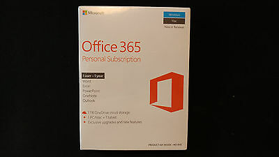 Brand New Microsoft Office 365 Personal