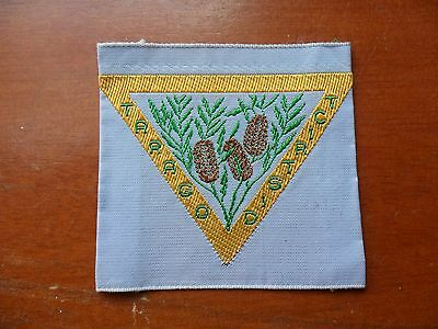 Tarago District Australia Scout Cloth Badge #