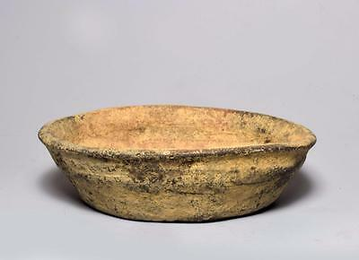 Roman terracotta cooking bowl circa1st-4th century AD.