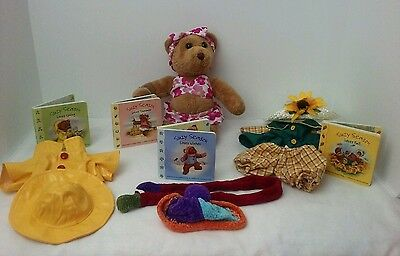 Teddy Bear, Clothes, Books and More! Be Mine Bears Suzy Seasons 2003