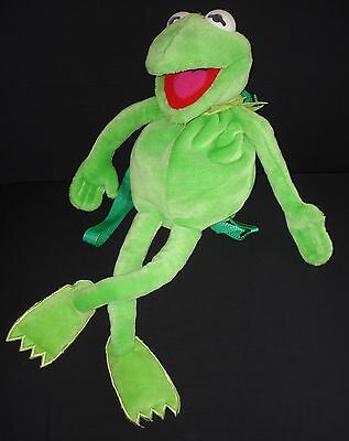 Large KERMIT the frog backpack/rucksack,used but good condition