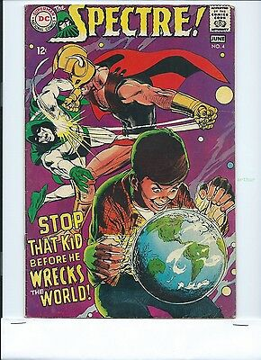The Spectre #4 (May-Jun 1968, DC) VG