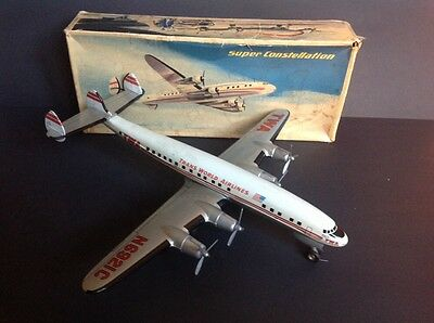 Arnold Super Constellation TWA