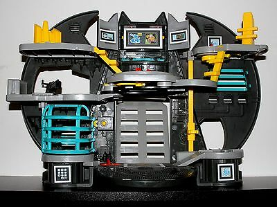 Fisher Price Imaginext DC Super Friends Deluxe Batcave