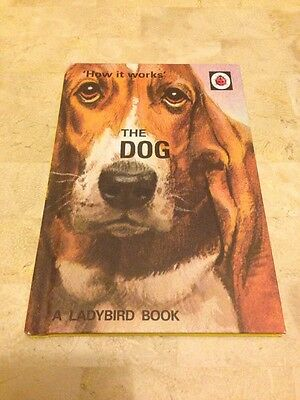 How It Works The Dog Ladybird Book. Brand New