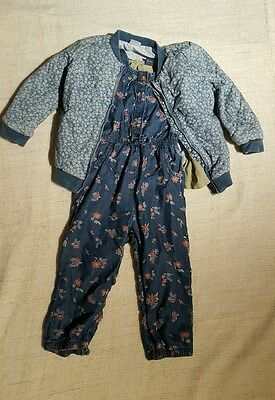 ������ Baby Girl clothes bundle - 12-18 months jacket,playsuit,top