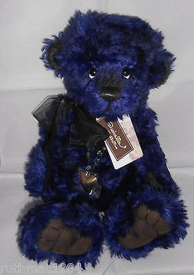 Charlie Bears SAPPHIRE ~Isabelle Lee Collection 2012 Mohair Limited Edition 300