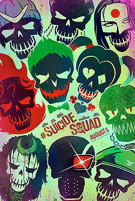 Suicide Squad Theatrical Version Digital UV (Ultra Violet) Download Code