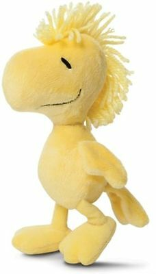 Woodstock Soft Toy~PEANUTS~7.5 inch Cuddly~Snoopy~New With Tags~AURORA~Cartoon
