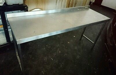 Semra Large Stainless Steel Catering Table Top / Work Bench