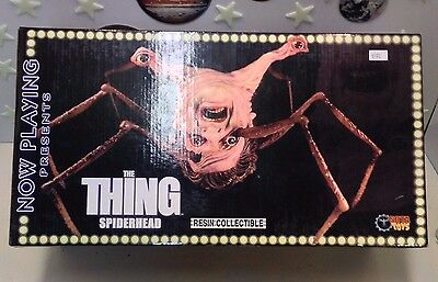 The Thing Spiderhead Resin Collectible New SOTA