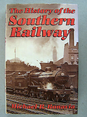 """""""the History Of The Southern Railway ."""" Sr Trains Book."""