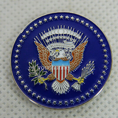 United States Army E Pluribus Unum With Eagle And Shield And Stars Pin -32559