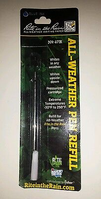Rite in the Rain All Weather Pen Refill Blue ink #47R