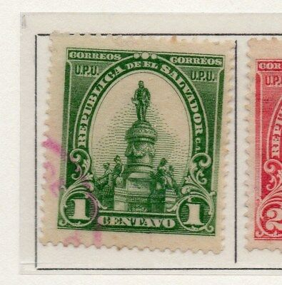 El Salvador 1902 Early Issue Fine Used 1c. 111240