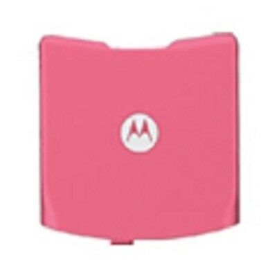 New OEM Bubble Gum Hot Pink Back Door Battery Cover for Motorola RAZR V3