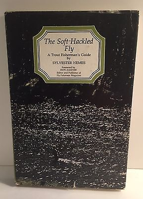 Soft-hackled Fly Sylvester Nemes '75 Chatham Press trout flies patterns fishing
