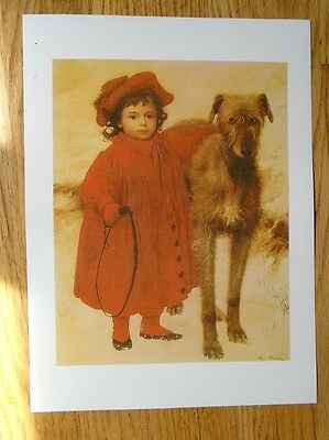 Scottish Deerhound Print