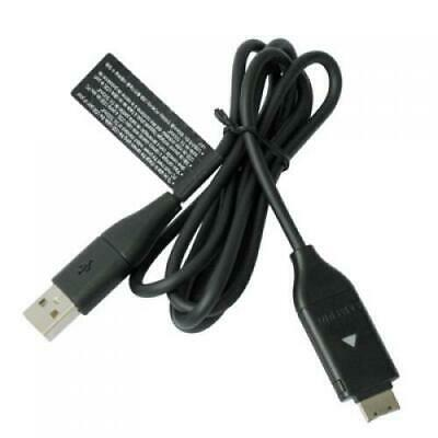 New SUC-C3 USB Data Synch Charge Charging Cable Lead for Samsung Camera Black