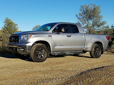 2013 Toyota Tundra Grade, SR5, Double Cab uper clean low mileage, Toyota Tundra 4x4 SR5, with nice options.