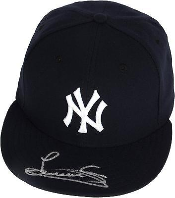 Luis Severino New York Yankees Autographed Cap