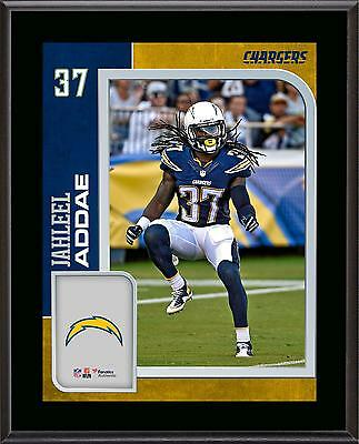 Jahleel Addae San Diego Chargers 10.5'' x 13'' Sublimated Player Plaque
