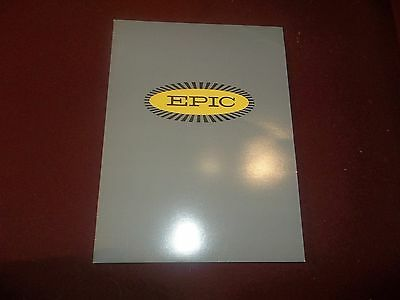 INDIGO GIRLS Become You 2002 US Epic Official Press Kit