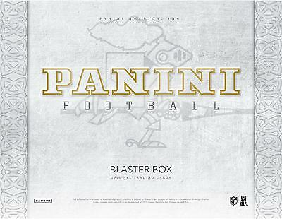 2016 Panini Football Factory Sealed 11 Pack Box Fanatics Authentic Certified