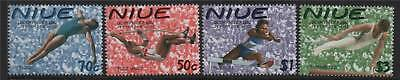 Niue 2000 Olympic Games SG881/4 MNH