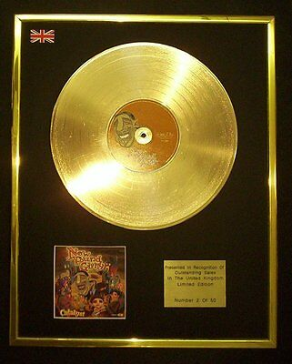 New Found Glory Catalyst Cd Gold Disc Lp Free P+P!
