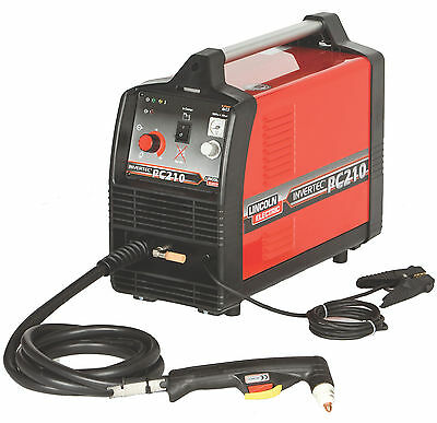 Lincoln Electric Invertec PC210 Plasma Cutter, with Built in Compressor 230v