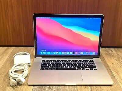 "Apple MacBook Pro 15"" 1TB SSD Hybrid 8GB RAM Pre-Retina OSx-2015 3 YEAR WARRANTY"